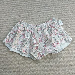 Free People Pajama Shorts - L NWT